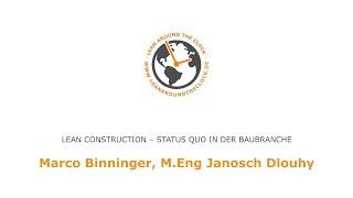 Lean Construction – Status quo in der Baubranche