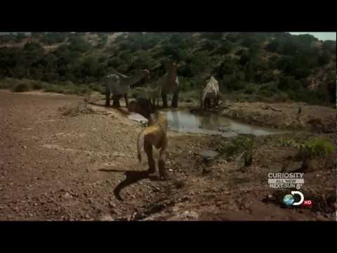 Green Day - Boulevard of Broken Dreams (Dinosaur Revolution part 2 Tribute)