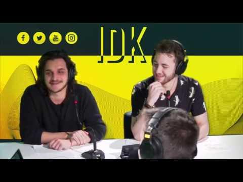 IDK - In Da Klub en direct! #7 (08/03/2019)