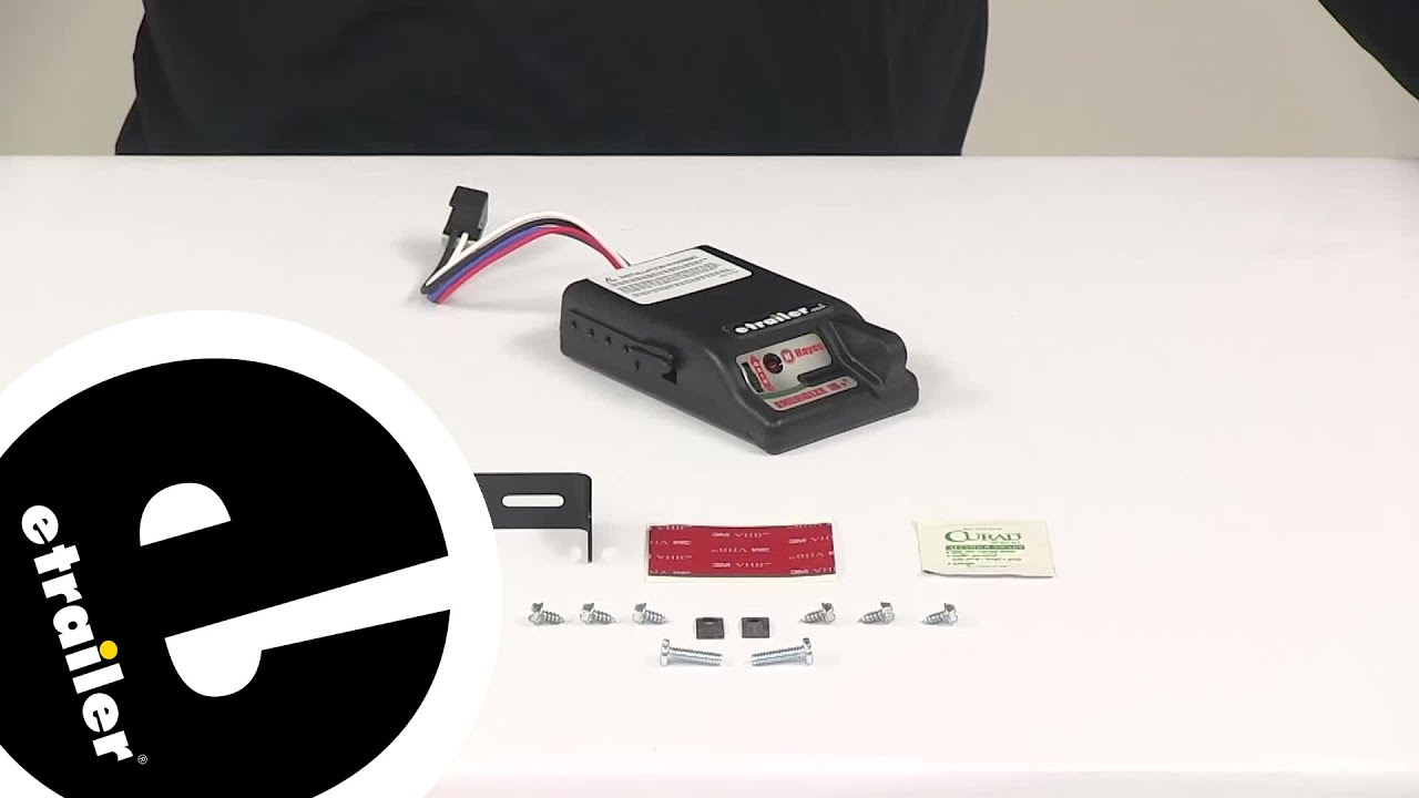 hight resolution of hayes brake controller proportional controller ha81742b review etrailer com
