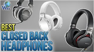 Video 10 Best Closed Back Headphones 2018 download MP3, 3GP, MP4, WEBM, AVI, FLV Juli 2018