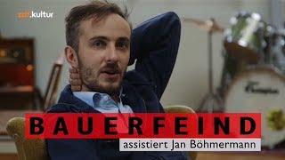 Bauerfeind assistiert Jan Böhmermann