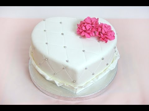 Tort Serce Jak Zrobić - Tort Z Kwiatami