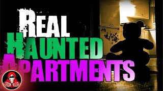 5 REAL Haunted Apartment Ghost Stories - Darkness Prevails
