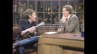 levon helm on late night january 6 and 11 1983