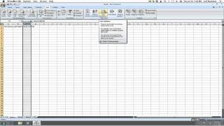 Excel, Data Entry, and Data Validation