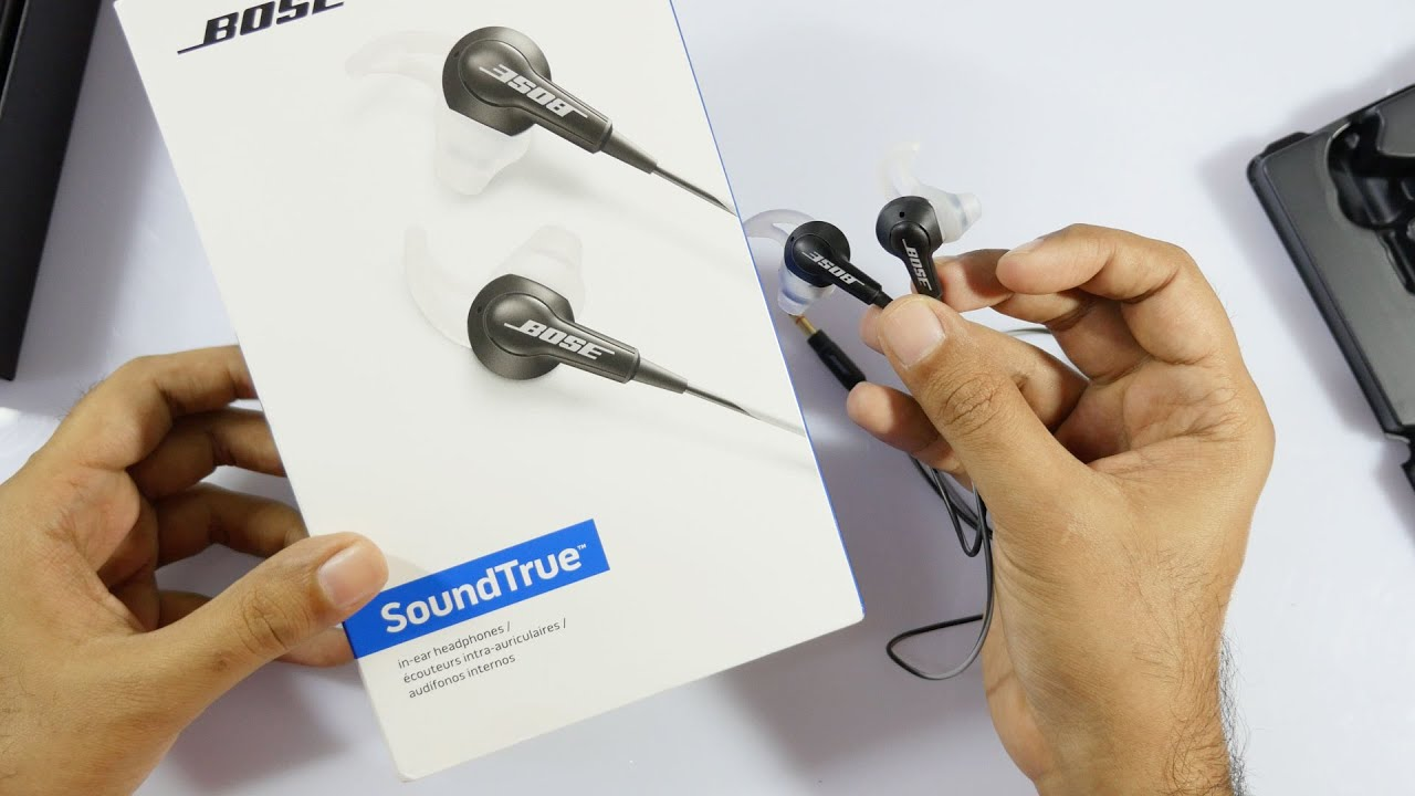 bose soundtrue ultra in-ear headphones android