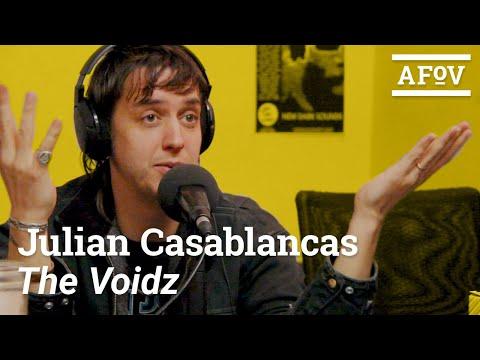 JULIAN CASABLANCAS - The Voidz Interview | A Fistful of Vinyl