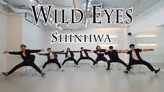 WILD EYES[와일드 아이즈] - SHINHWA[신화]