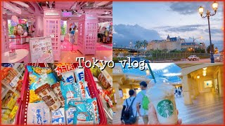 【vlog】일본 도쿄 브이로그 Tokyo life vl…
