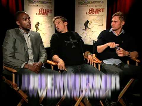 The Hurt Locker - Interviews With Kathryn Bigelow And