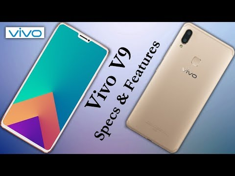 Vivo V9 2018 Full Phone Specifications, Review, Price, Release Date, Specs & Features