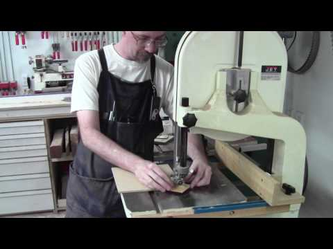 In the Shop - Martin 00 Style Acoustic Guitar - Part 30