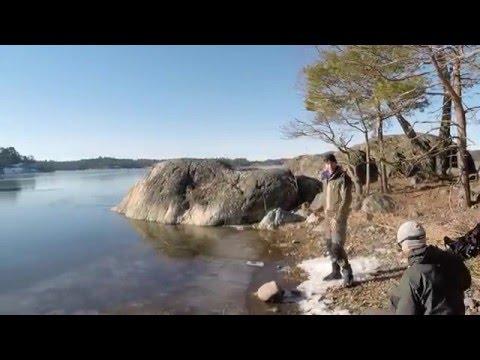 Nordic Skating Nynäshamn Archipelago - Feb 28th 2016