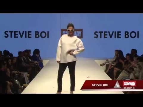 Stevie Boi Presents s/s 15 Collection CR3AM in Dubai
