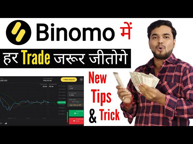 binomo tips and tricks