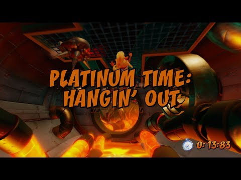 Hangin' Out Platinum Time