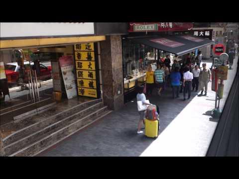 Hong Kong Airport Bus A21 Airport to Tsim Sha Tsui