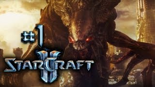 StarCraft 2: Wings of Liberty - Dzień Wyzwolenia [Kampania #1]