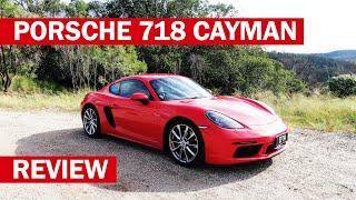Porsche 718 Cayman Review: A world of fun