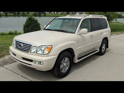 2007 Lexus LX 470 200,000 Mile Review | The Legend Is Real