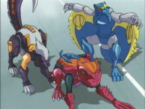 Transformers Robots In Disguise Episode 2-2 (HD)