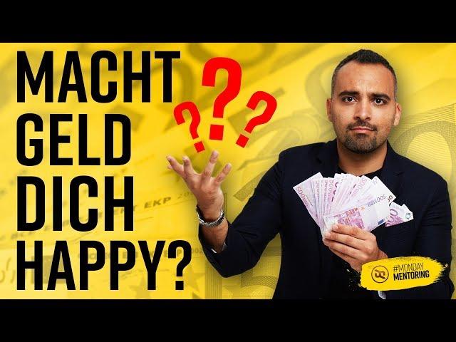 Geld = Glückliches Leben? | Said Shiripour