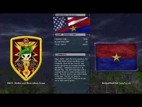 Battlefield: Vietnam - Cambodian Incursion (SP)