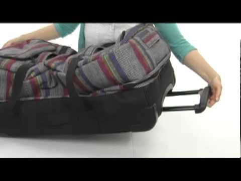 Dakine Womens Split Roller 100L SKU  7517214 - YouTube 1b20c4e35902b