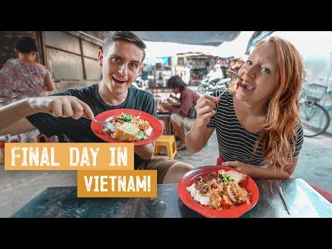 The PERFECT Day in SAIGON! -  Incredible Street Food, Epic Views & More! (Ho Chi Minh, Vietnam)