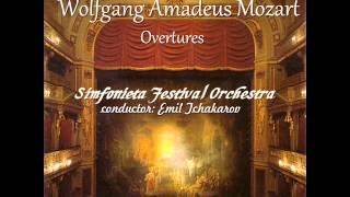 Wolfgang Amadeus Mozart: Der Schauspieldirektor, KV.486: Overture