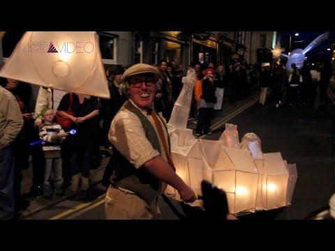 Ulverston Lantern Procession 2013