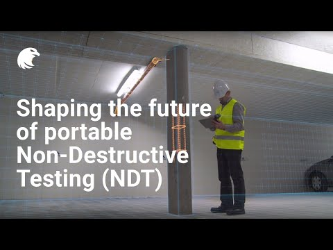 Shaping the future of portable non-destructive testing (ndt) | Proceq