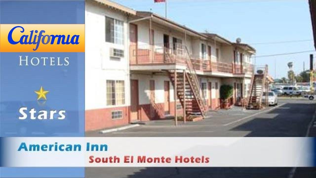 American Inn South El Monte Hotels California