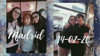 MADRID DÍA 1 (14-02-20) Conozco a Angy Fernández y a Andrea Egido   ThisIsCAT