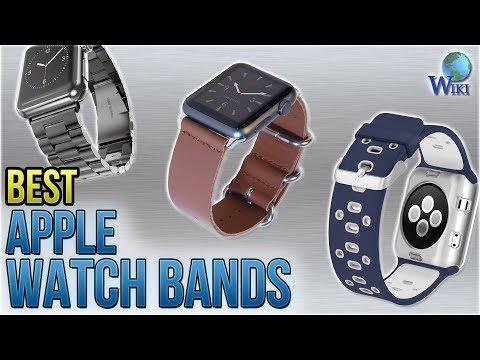 10 Best Apple Watch Bands 2018