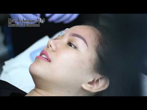 Vivi Huang - First Runner Up Miss Grand Indonesia 2018 treatment Shadow Diamond Mp3