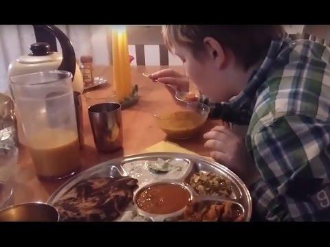 kleines ayurvedisches Festmahl - Rezepte