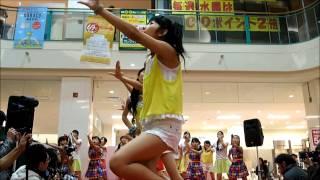 ヒペリカム「わいわいカーニバル」 20114 11 09 ゆめタウン博多キッズフ...