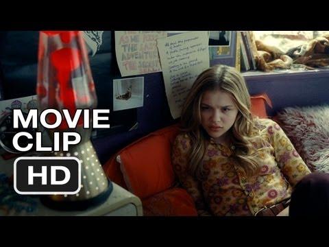 Dark Shadows Movie CLIP - Too Weird (2012) Johnny Depp, Tim Burton Movie HD