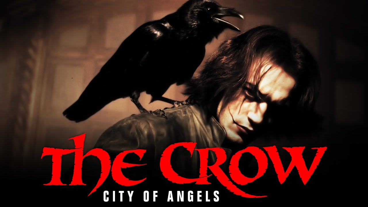 The crow city of angels logo - photo#13