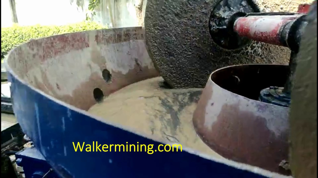 Tanzania Dar es Salaam Rock Gold Sample testing Plant