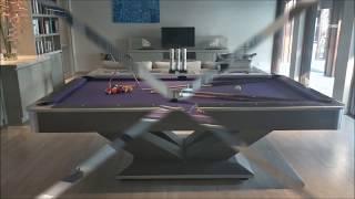 Rasson Victory II Pool Table Installation