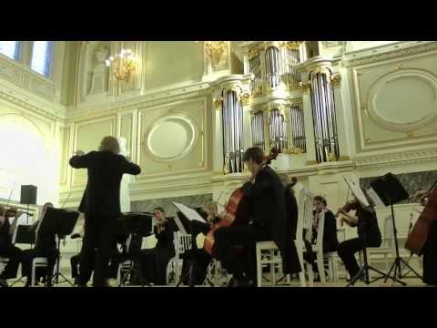 "Haydn. Masonic symphony ""Queen of France Marie-Antoinette"" (№85)."