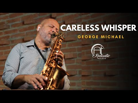 AT Romantic CLASS #22 - Careless Whisper (George Michael) Saxofone (Angelo Torres)