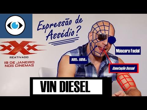 SCAN - Assédio? Vin Diesel e Carol Moreira.