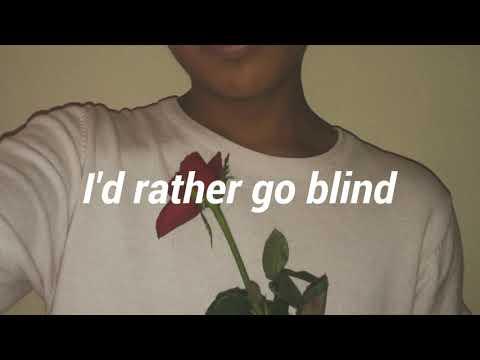 Dua Lipa / i'd rather go blind (Etta cover)(Español