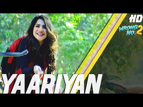 Yaariyan Song | Wrong No. 2 | Harshdeep Kaur - Neelum Muneer - Sami Khan | Mastermind Films