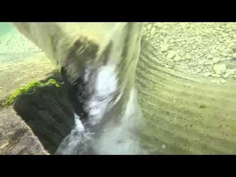 """GoPro vs. 30"""" underwater vortex"""
