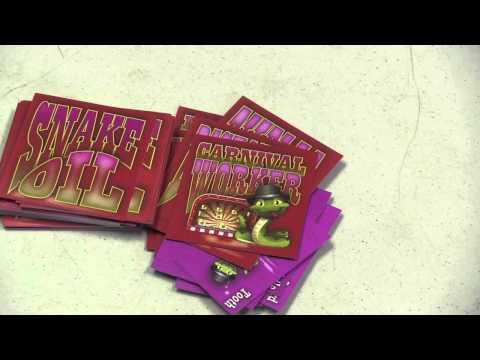 Snake Oil Review - With Tom Vasel